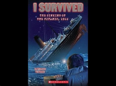 i survived the sinking of the titanic 1912 i survived the sinking of the titanic 1912 book trailer