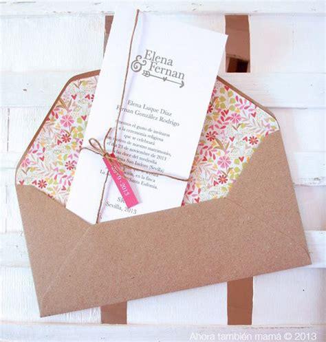 invitaciones bodas modernas tarjetas de invitacion 22 ideas de invitaciones rusticas y originales para bodas