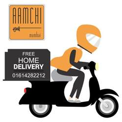 Home Delivery by Free Home Delivery From Aamchi Mumbai Restaurant