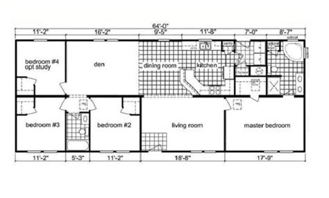 4 bedroom modular home floor plans 10 best images about house plans on pinterest eichler