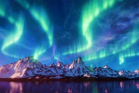 beleza da natureza fotos e imagens os melhores lugares do mundo para ver a aurora boreal e