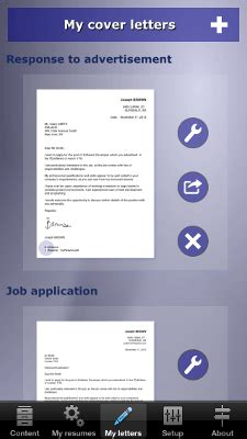 resume templates for android phones how to make your resume cv with your iphone ipad or