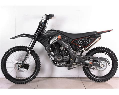 apollo 250cc 4 speed deluxe dirt bike agb 36 fast free