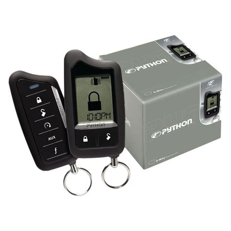 python 174 5706p responder lc3 sst 2 way security system