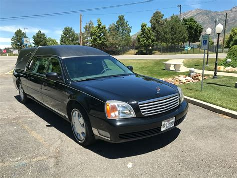 Cadillac 2001 For Sale by Well Maintained 2001 Cadillac Eagle Hearse For Sale