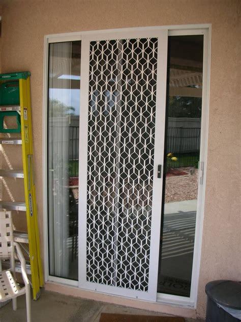 screen doors sliding sliding glass screen door security sliding doors