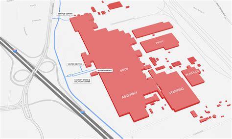 facility layout là gì tesla factory tesla