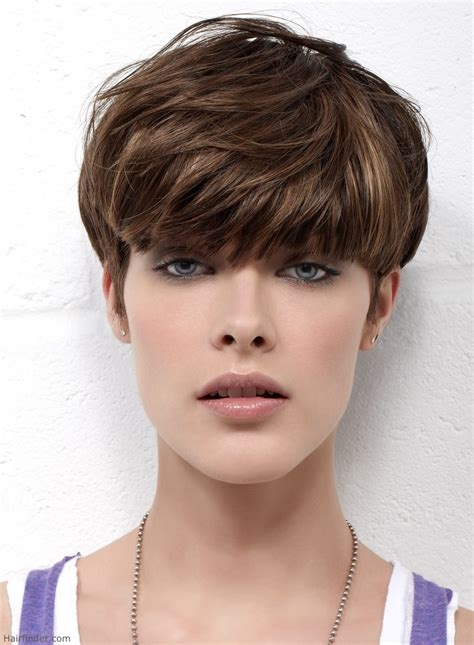 short hairstyles like mushron mushroom top haircut short hairstyle 2013