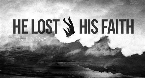 A Faith A True Story he lost his imaan faith true story