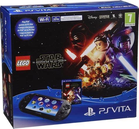 Vita Lego Wars The Awakens sony playstation vita wi fi psvita 2016 lego wars