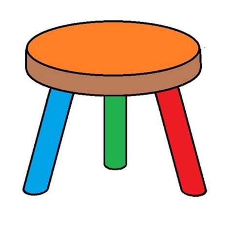 A Three Legged Stool by The Three Legged Stool Or The To Success At