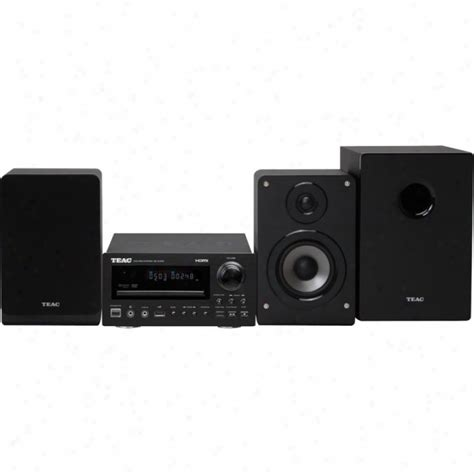 Teac Mc Dx220i Slim Cd System And Ipod Dock by Yamaha Slg1110s Acoustic Electric Silent Guitar
