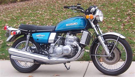 Suzuki Gt750 Bike Pix