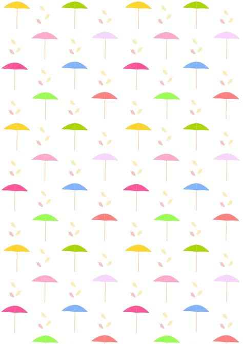 How To Make Paper Patterns - free digital parasol scrapbooking paper ausdruckbares