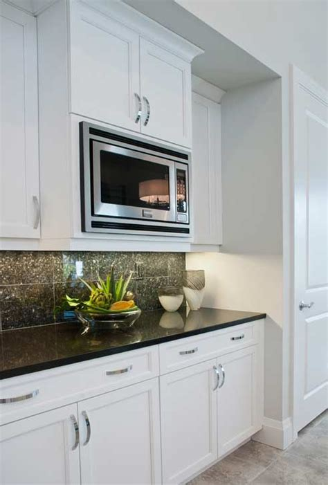 kitchen cabinet microwave built in 17 best ideas about built in microwave on