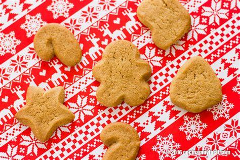 decorar galletas jengibre galletas de jengibre receta para navidad cocina muy facil