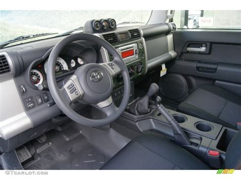 Fj Interior by 2012 Toyota Fj Cruiser 4wd Interior Photo 60797540