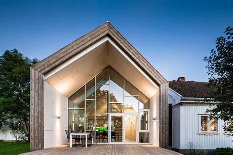 tetto casa una casa green con tetto a doppia falda mansarda it