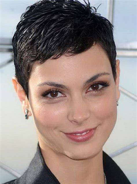 Cropped Hairstyles by Cropped Haircuts For