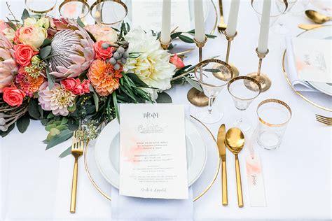 Tischdeko Hochzeit Apricot by Hochzeitsdeko In Koralle Und Apricot Friedatheres