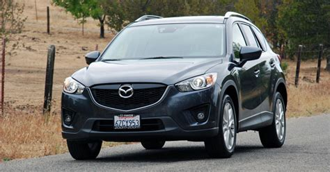2014 Mazda Cx 5 Delivers Big Time Green Car Journal