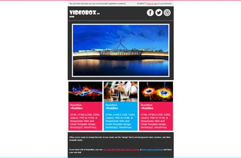 designing an email template 1000 ideas about email template design on