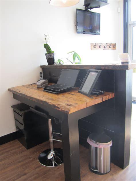 Vintage Salon Reception Desk Front Desk The Simple Look Do Jang Inspired Front Desk Desks And Salons