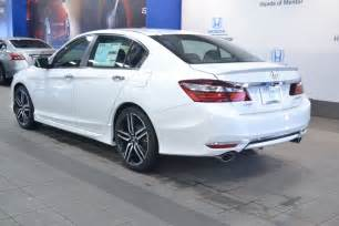0 Apr Car Deals Near Me 2017 Used Honda Accord Sedan Sport Se Cvt At Honda Of