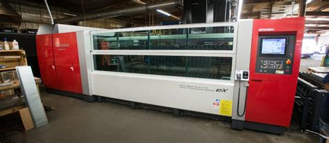 mitsubishi lasers laser 1 s new state of the laser cutting machine