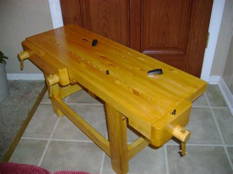holtzapffel bench mini holtzapffel workbench the wood whisperer
