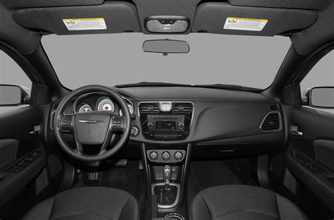2011 Chrysler 200 Interior by 2011 Chrysler 200 Price Photos Reviews Features