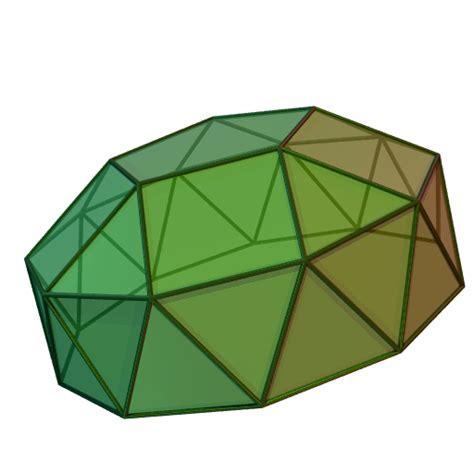 Pentagonal Cupola gyroelongated pentagonal cupola