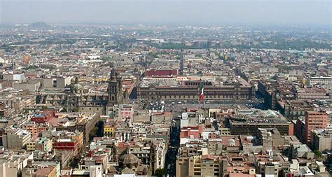 zocalo plaza mexico city the constitution square plaza de la constituci 243 n el z 243 calo