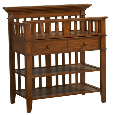 bassett baby changing table bassettbaby home changing table carolina