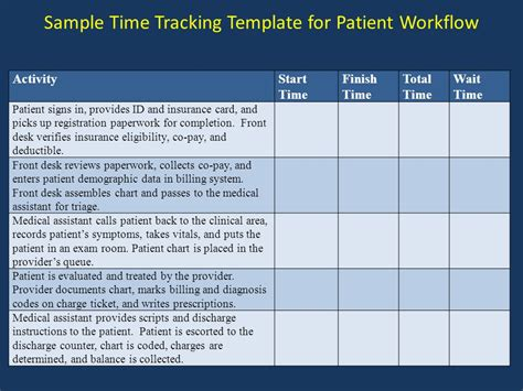 patient tracking template madrat co