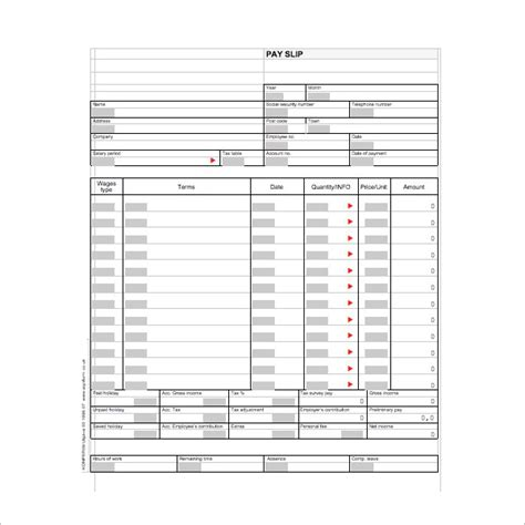 paycheck stub template in microsoft word 62 free pay stub templates downloads word excel pdf doc