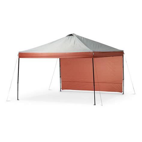 12 X 12 Canopy by Castlecreek Leg Canopy With Sidewall 12 X 12 X