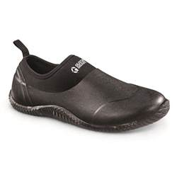 guide gear s low bogger rubber shoes 648774