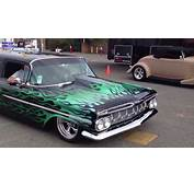 Must See Flamed Black 1959 Chevrolet Biscayne Wagon Pro