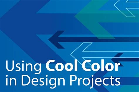 how to cool a how to use cool color in design projects design shack