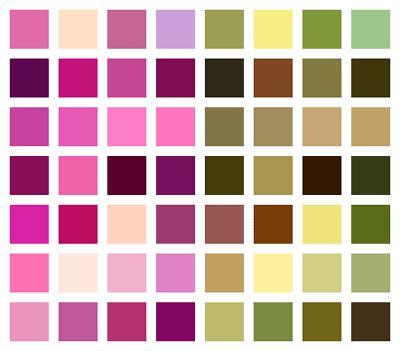 colori muri interni combinazioni di colori per pareti