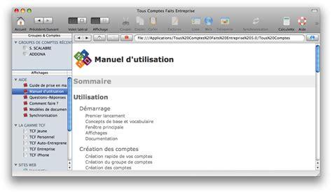 apple documentation tous comptes faits entreprise mac innomatix innomatix