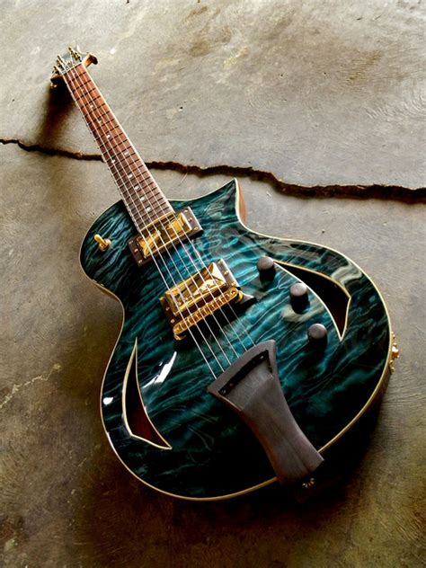Handmade Guitars - peters guitars custom handmade guitars by luthier shad peters