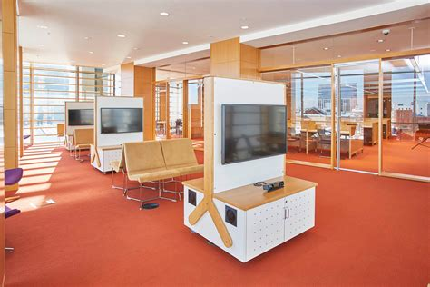 google design library slover library remodel past meets future