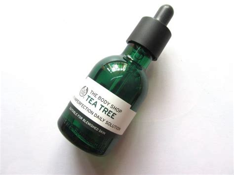 Pelembab Tea Tree The Shop tea tree skin clearing lotion review indonesia