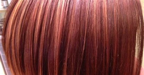 hair color techniques on pinterest hair cutting my hair red with highlights hair pinterest hair