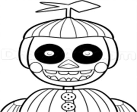 fnaf coloring pages balloon boy five nights at freddys fnaf coloring pages