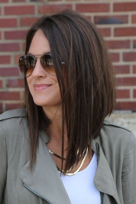 extensions for angled short bob 17 best ideas about long angled bob hairstyles on