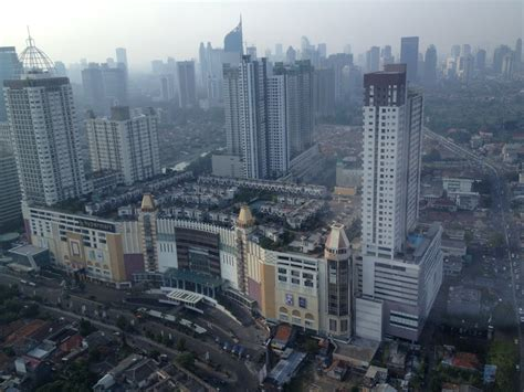 cosmo park panoramio photo of thamrin city with cosmo park oct 2013