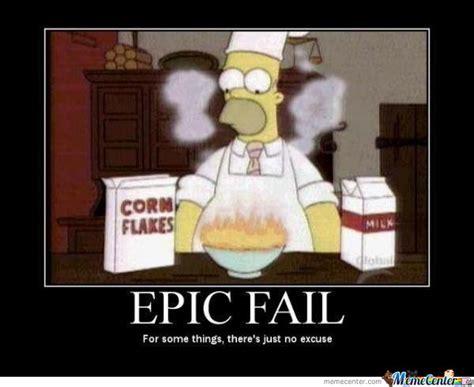 Epic Fail Meme - epic fail by izayaaaa meme center